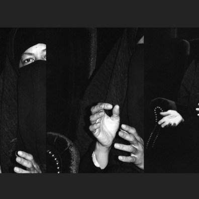 More info about Shameelah is available at Artfare: https://www.artfare.com/artwork/nsenga-knight/tvmdx/as-the-veil-turns-shameelah