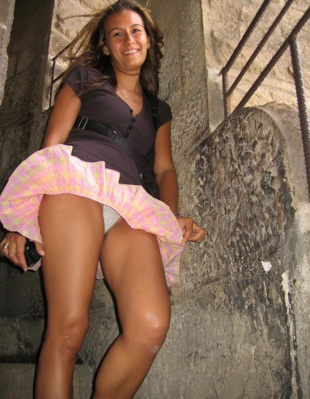 Photogenic Upskirt