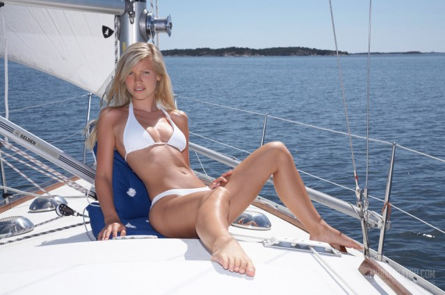 blonde on a boat.jpeg