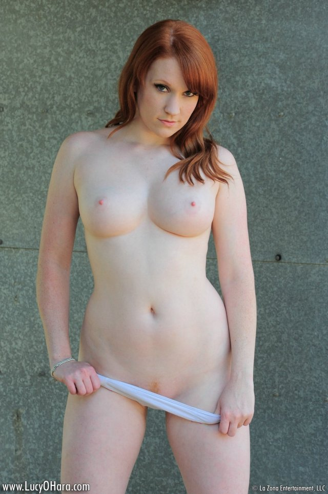 Lucy O'Hara - pulling down her white cotton panties.jpg