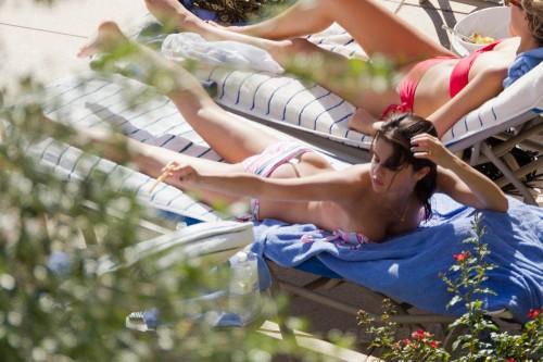 Selena Gomez Bikini 3