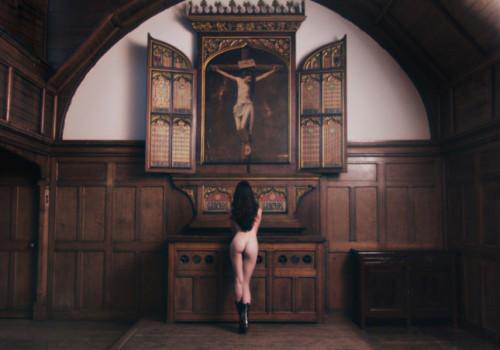 religious nude