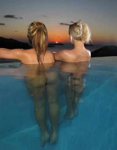 sunset pool assets