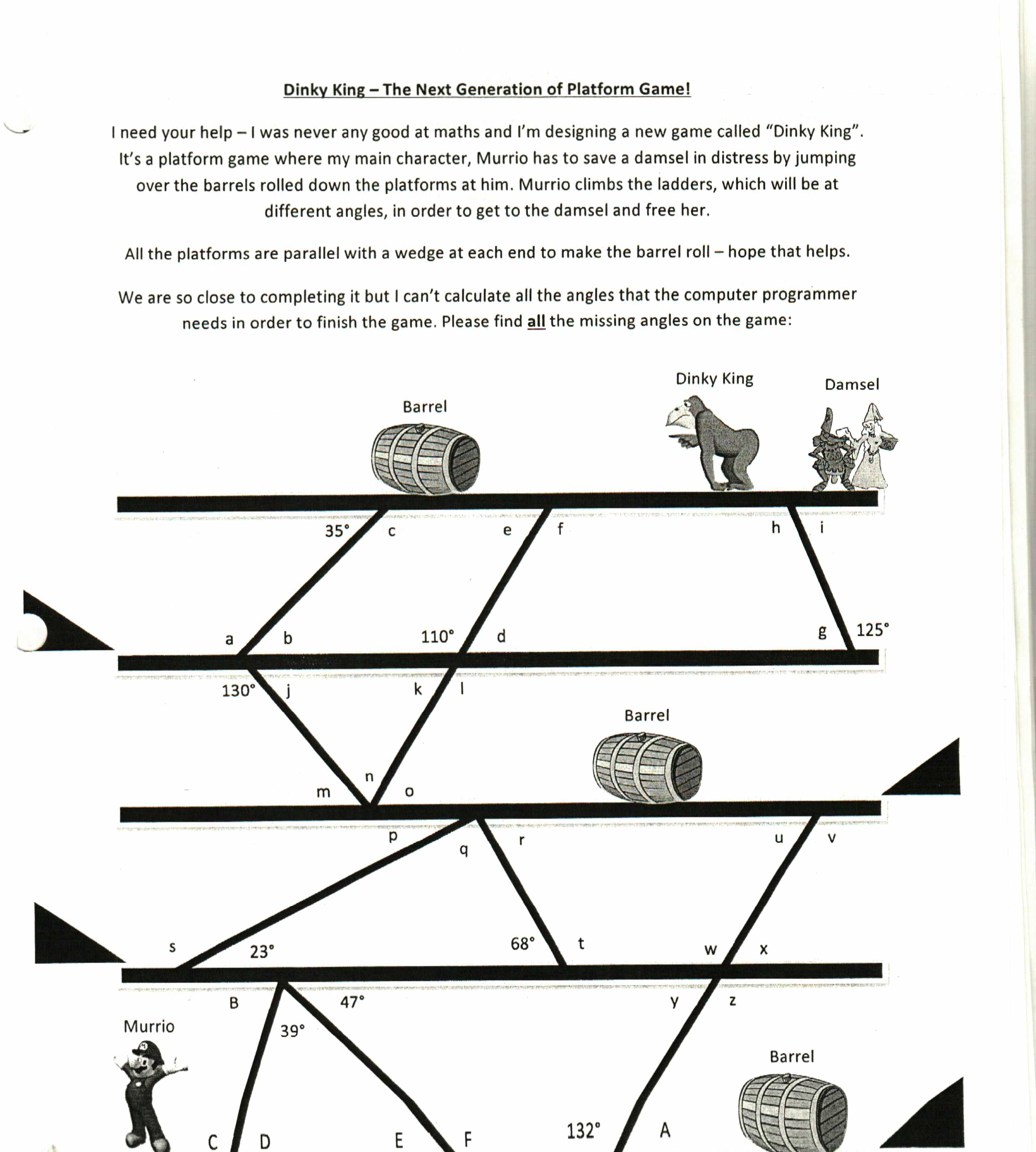 Answers For Dinky King Worksheet Printable Worksheets And Activities For Teachers Parents Tutors And Homeschool Families