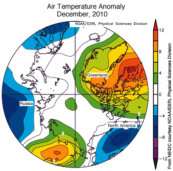 figure 4: air temperature map