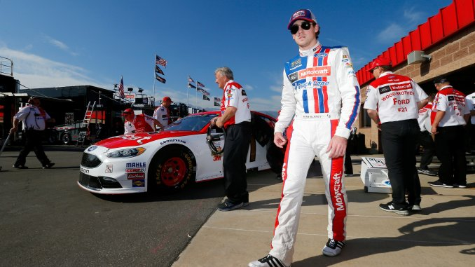 Jonathan Ferrey—Getty Images via NASCAR Media