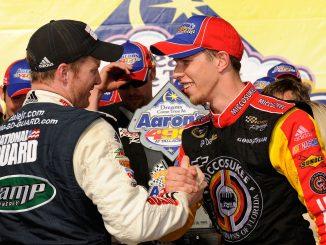 Rusty Jarrett—Getty Images via NASCAR Media
