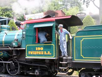 Tweetsie Railroad in Watauga County, N.C. | Shaggy Paul CC