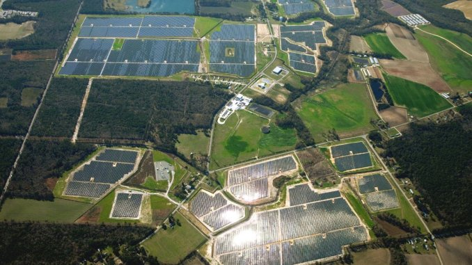 Strata Solar—for the North State Journal