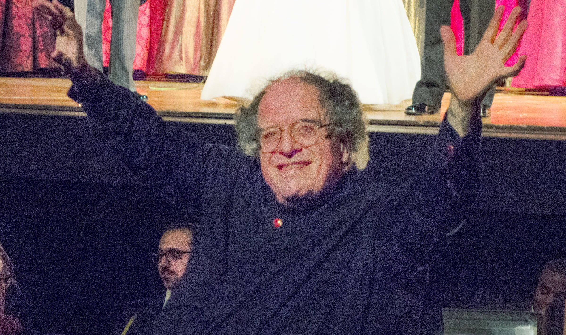 New York's Metropolitan Opera suspends conductor James Levine after sex abuse accusations