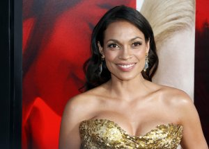FILE PHOTO: Rosario Dawson