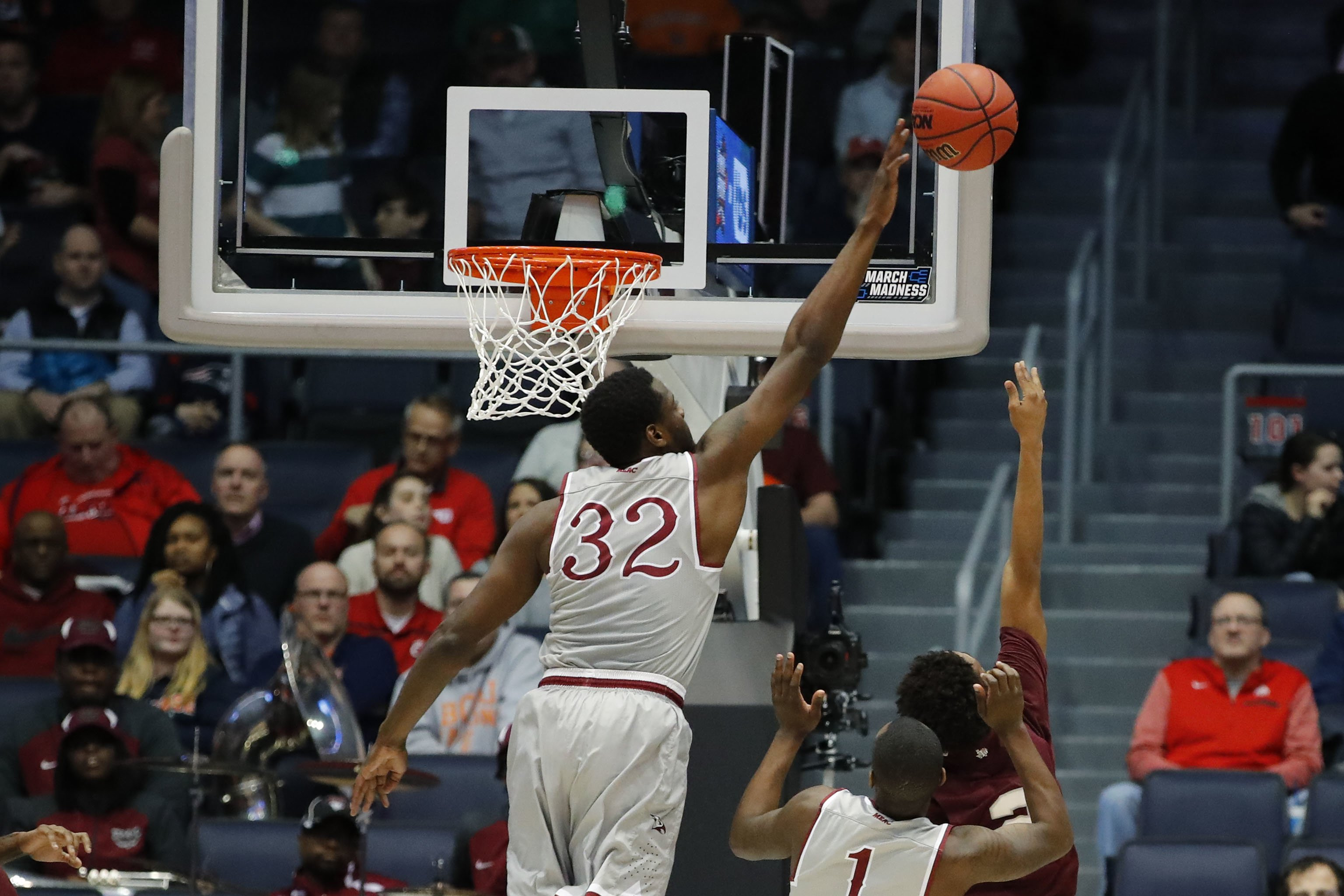 Texas Southern advances over N. Carolina Central in NCAA Tournament