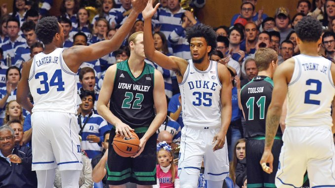 b7588d79c6503a Duke leads parade of local players in NBA Draft – The North State ...