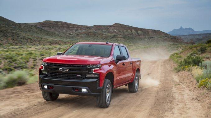 The new Chevrolet Silverado hits the trail – The North ...