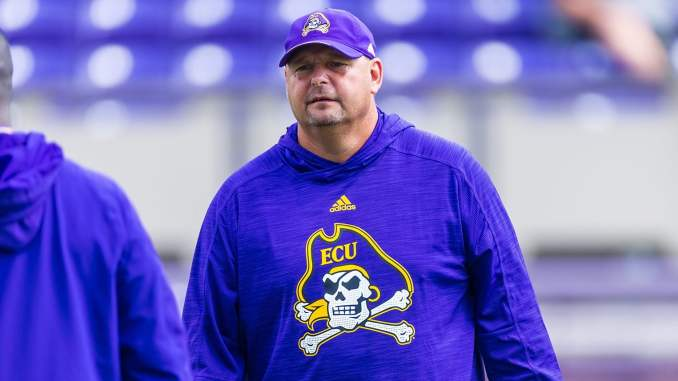 New Pirates DC plans to turn around ECU's defense – The North State