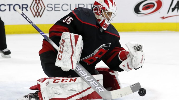 How good has McElhinney been for the Hurricanes  Really 306007865