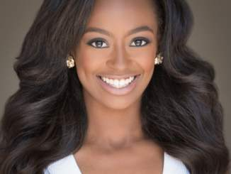 Miss North Carolina - Alexandra Badgett
