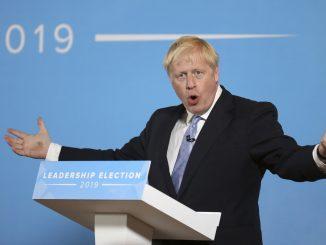 Boris Johnson -Brexit - EU - Ireland