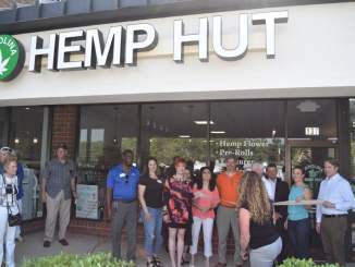 Carolina Hemp Hut - Ribbon Cutting Ceremony