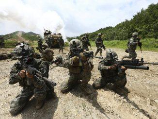 south korea - united states - military