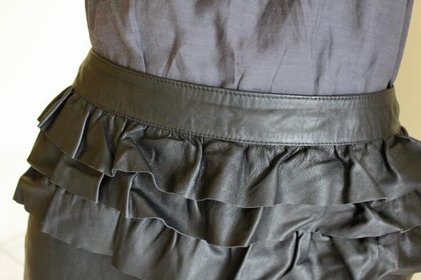 H&M jupe cuir