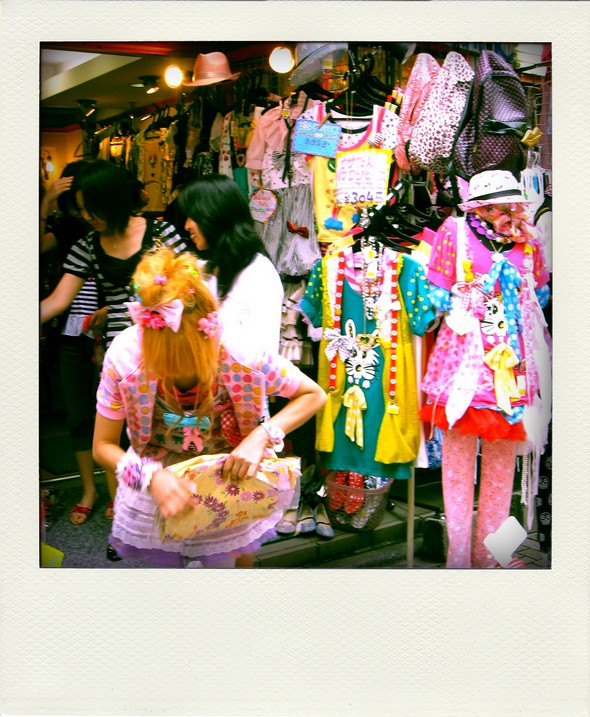 Japon Japan Fashion Shibuya Mode