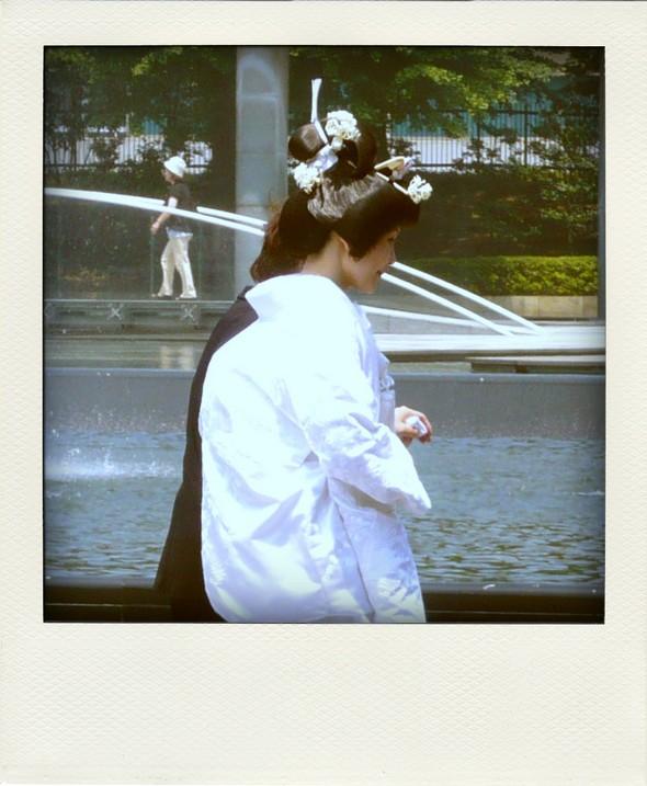 Tokyo Kyoto Mariage Wedding Kimono Fashion Mode