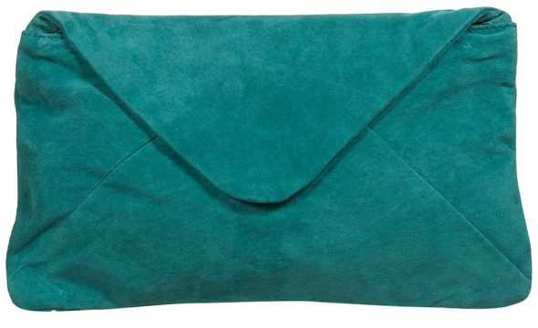 pouch asos clutch bag leather