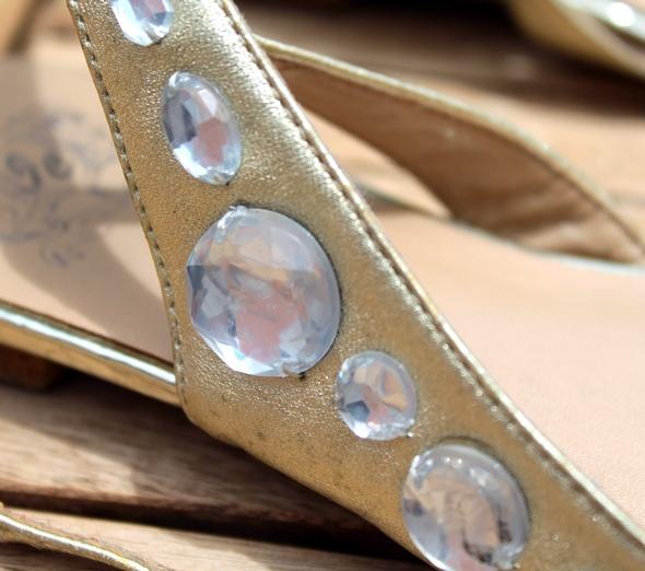 jeffrey campbell strass sandals jewels