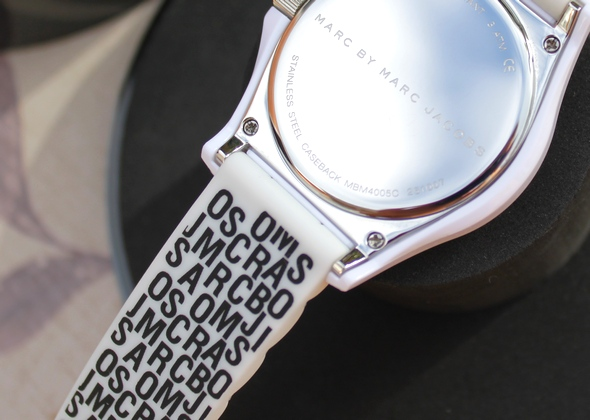 marc by marc jacobs watch montre