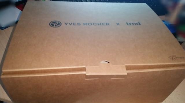 box yves rocher trnd
