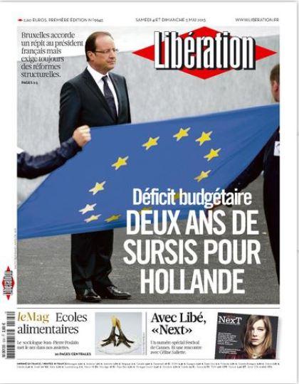 Libération Samedi 4 et dimanche 5 mai 2013