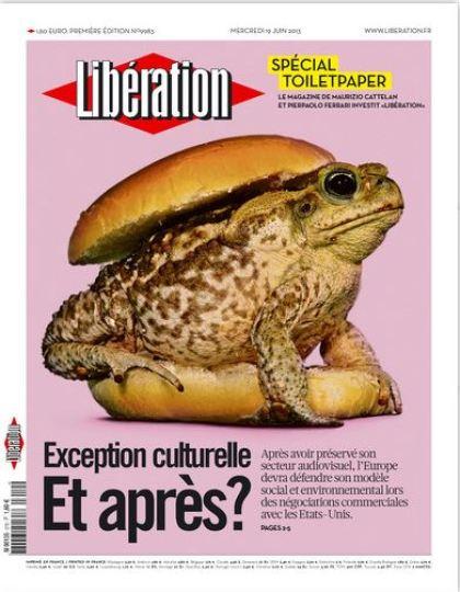 Libération Mercredi 19 juin 2013