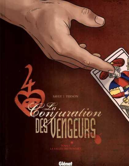 La conjuration des vengeurs - Tome 01+02