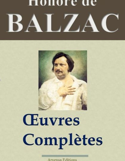 Balzac - Oeuvres Complètes