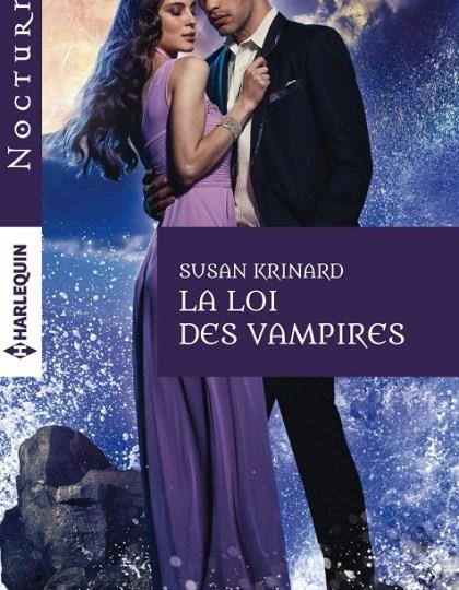 La loi des vampires - Susan Krinard