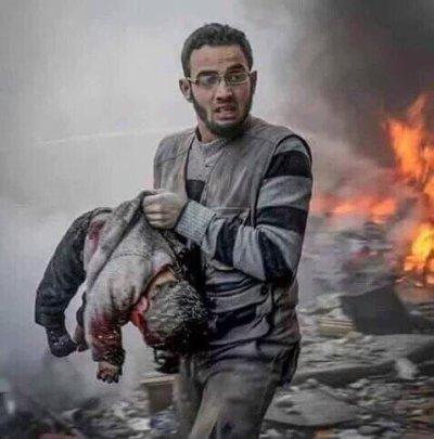 Alep, le 24 septembre 2016.