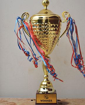 Image result for nsmq trophy