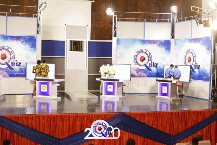 2020NSMQ: Holy Child School books Quarterfinal ticket over Oti Boateng and Kintampo SHS 1