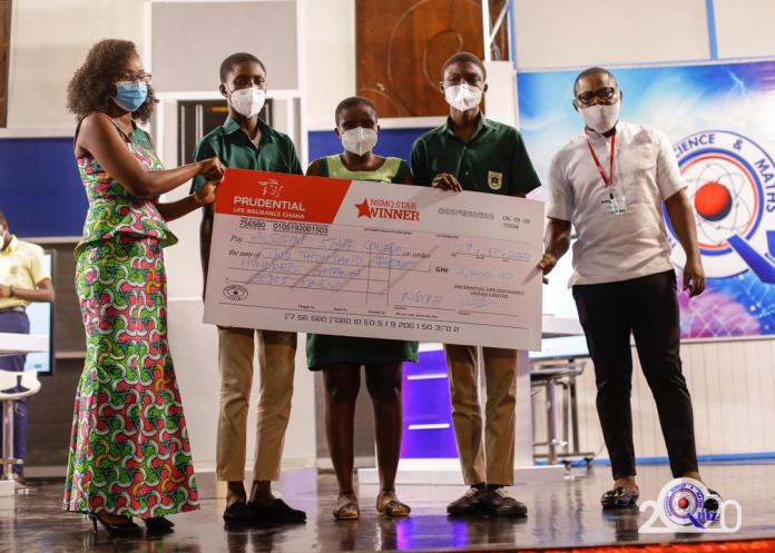 2020NSMQ: Accra Academy Qualifies to quarterfinals after a tough knockout competition 1