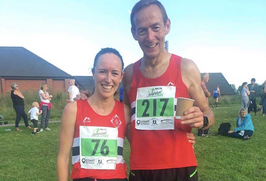Charlotte Penfold & Greg Penn