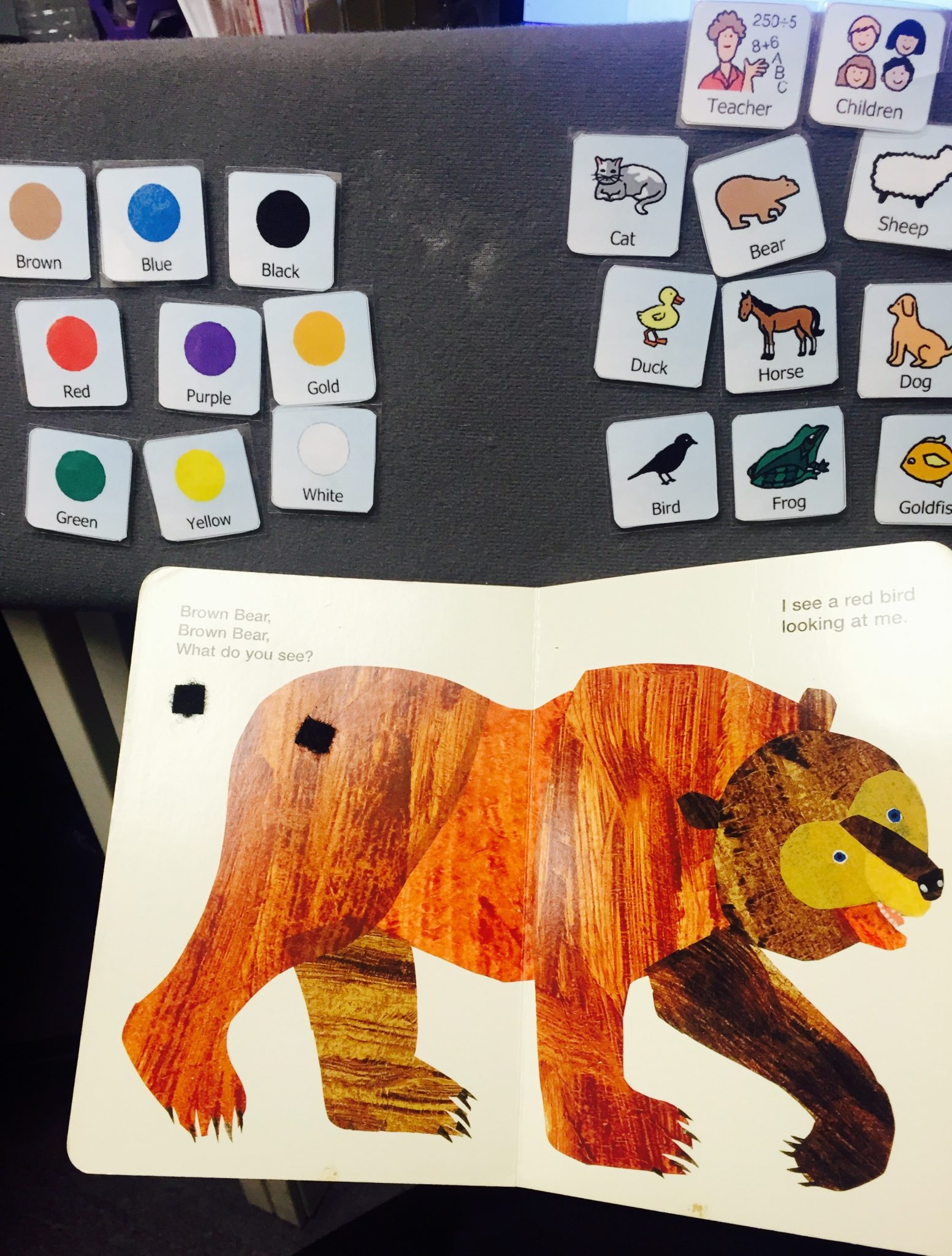 Adapting A Book For Language Development