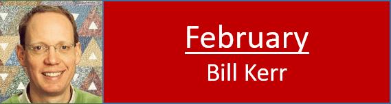 Bill Kerr banner