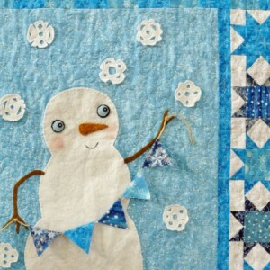 Hudson Holiday's Wish Upon a Snowflake Pattern