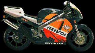 NSR250 SP Repsol Edition