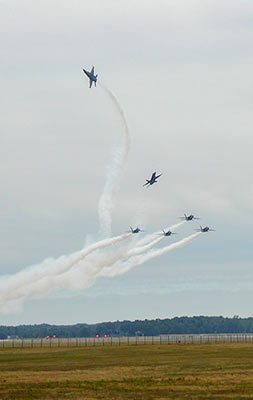 blue angles practice