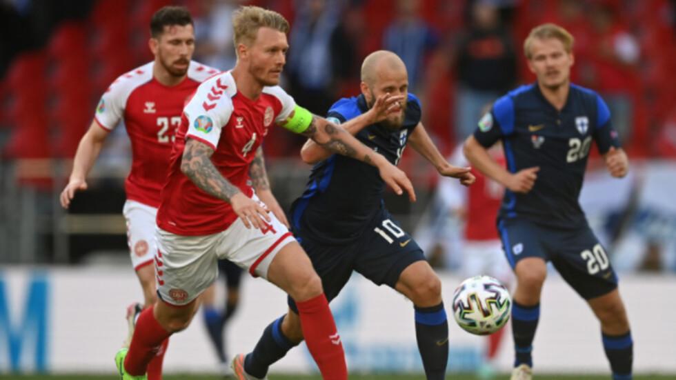 Финландия поема Дания – Общество – Спорт – Новини NOVA