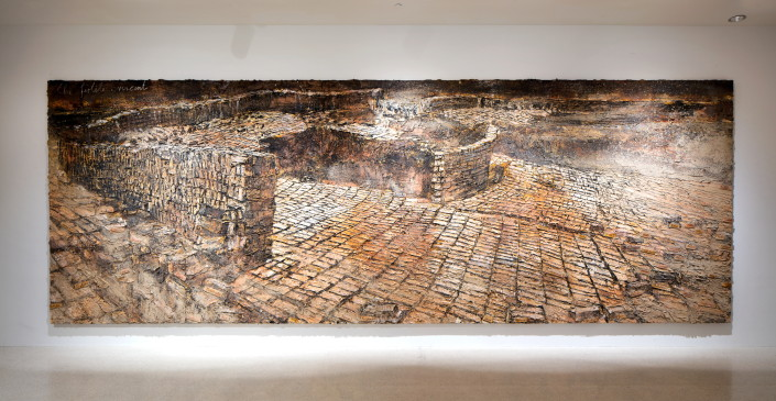 Regeneration Series Anselm Kiefer From The Hall