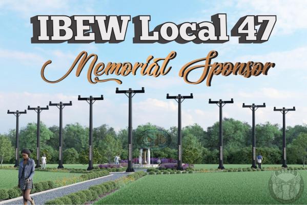 IBEW 47 Legacy Sponsor