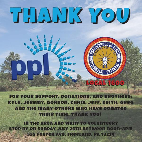 PPL Thank You